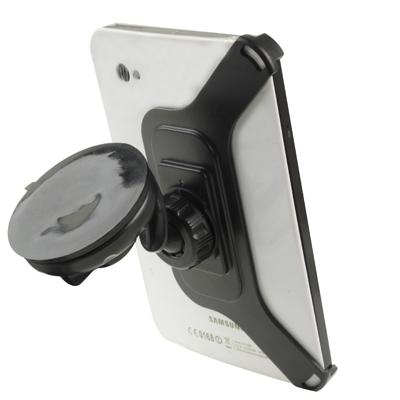 for Samsung Galaxy Tab 7 / P1000, Support 360 Degree Rotation - Black