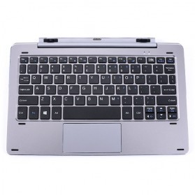 Eksternal Keyboard Magnetic Docking for Chuwi HiBook & HiBook Pro - Silver