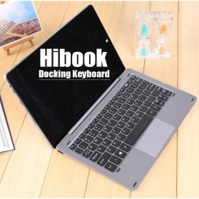 Eksternal Keyboard Magnetic Docking for Chuwi HiBook & HiBook Pro - Silver - 6