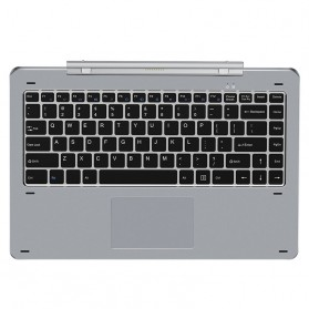 Eksternal Keyboard Magnetic Docking for Chuwi Hi13 - Silver