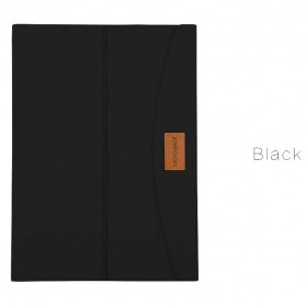 Joyroom Binzhi Bluetooth Keyboard PU Leather Case iPad Pro 12.9 Inch - Black
