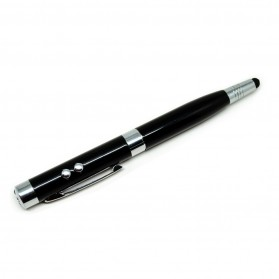 Stylus Pen Multifungsi with 8GB Flashdisk - Black