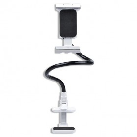 TaffSTUDIO Lazypod Arm Universal Tablet PC Holder dengan Klip 360 Derajat - A-138 - Black - 9