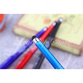 FLYKIT Pena Ballpoint with Stylus - Blue - 4