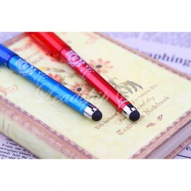 FLYKIT Pena Ballpoint with Stylus - Blue - 6