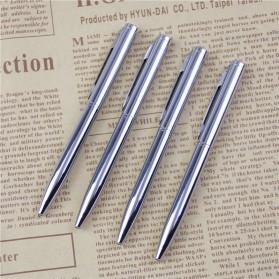 Pena Ballpoint Metal - Silver