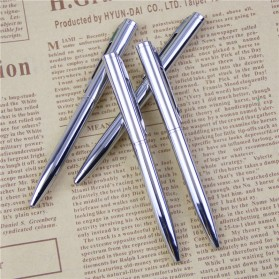 Pena Ballpoint Metal - Silver - 2