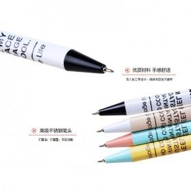 Pena Ballpoint Cute - Multi-Color - 4