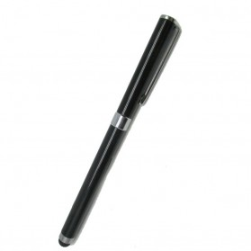 High Sensitivity Stylus Capacitive Touch with Pen for Smartphone and Tablet PC - STP-01S - Black