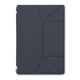 Taff Smart Cover Double-sided Ball Texture for iPad Mini - Black