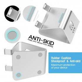 Seenda Smartphone Tablet Stand Holder Aluminium - XC-SJZJ004 - Silver - 5