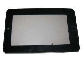 Original Touchscreen Taff Light Tab E72 - Black