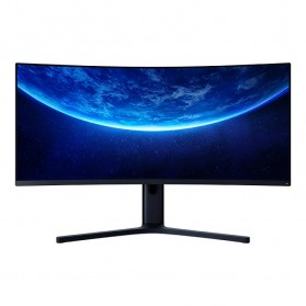 Xiaomi Ultra Wide Curved Gaming Monitor 1440P 144Hz AMD Free-Sync 34 Inch - Black - 2