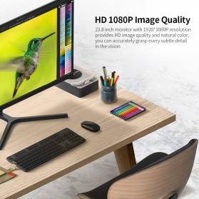 Xiaomi Redmi 1A Desktop Monitor Full HD 1080P IPS 23.8 Inch - RMMNT238NF - Black - 5