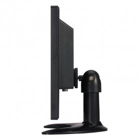 ESCAM T08 LCD Monitor CCTV 8 Inch - Black - 4
