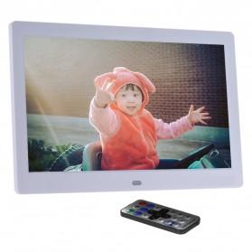 Frame Foto Digital HD LCD 10 Inch DPF LODS - White