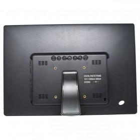 Bingkai Frame Foto Digital 15 inch - Black - 5