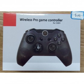 Bluetooth Gamepad Gyro Axis Joystick for Nintendo Switch - 8875 - Black - 9