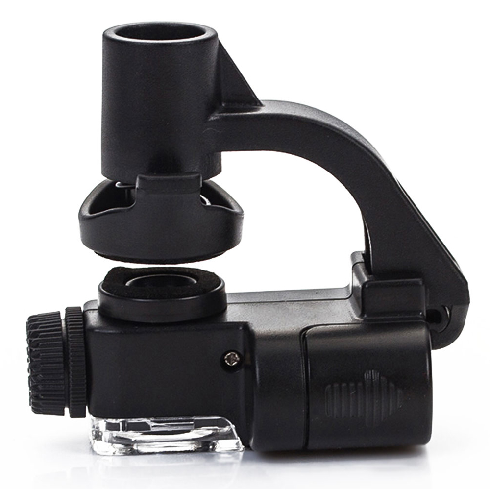 Luckyzoom Microscope Magnifying Glass Smartphone Clip 90x ...