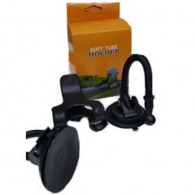 Lazypod Car Mount Holder for Smartphone - WF-356 - Black - 6