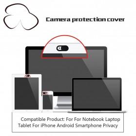 Etmakit Cover Slider Kamera Webcam Privacy - PJ1695 - Black - 7