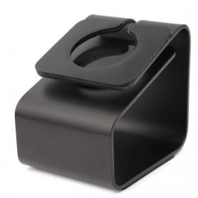 LEORY Charger Docking Station Holder for Apple Watch - RF07605 - Black