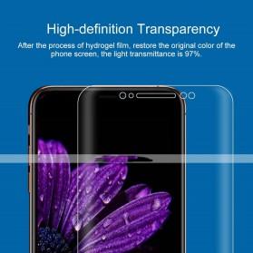 ANWAKER Hydrogel TPU Screen Protector Pelindung Layar Smartphone for iPhone X / XS- HD10 - 3