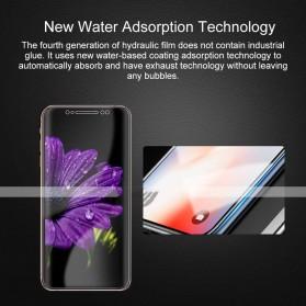 ANWAKER Hydrogel TPU Screen Protector Pelindung Layar Smartphone for iPhone XS Max - HD10 - 5