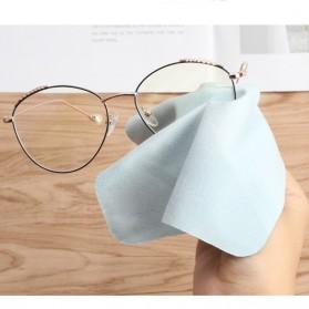 LOVINGFANG Kain Microfiber Lap Pembersih Lensa Kacamata 150 x 175mm 5 PCS - LV11 - Multi-Color - 2