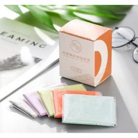 MINIMUM Kain Microfiber Lap Pembersih Lensa Kacamata Serbaguna 10 PCS - TP10 - Mix Color - 2