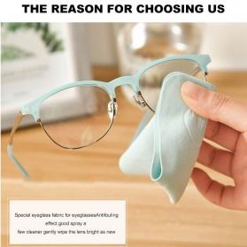 MINIMUM Kain Microfiber Lap Pembersih Lensa Kacamata Serbaguna 10 PCS - TP10 - Mix Color - 7