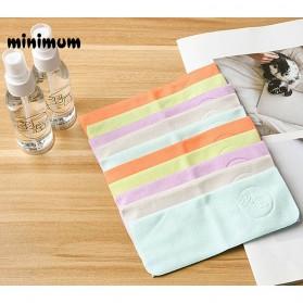 MINIMUM Kain Microfiber Lap Pembersih Lensa Kacamata Serbaguna 10 PCS - TP10 - Mix Color - 8
