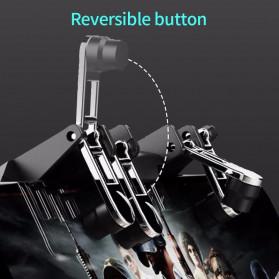 ViGRAND Gamepad Controller Grip Six Fingers Trigger Aim PUBG Fortnite - AK66 - Black - 5