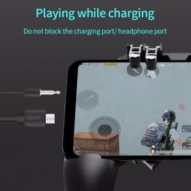 ViGRAND Gamepad Controller Grip Six Fingers Trigger Aim PUBG Fortnite - AK66 - Black - 8