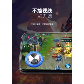 TOFOCO Round Joystick Analog Smartphone 360 Derajat Mobile Legends - Q8 - White - 10