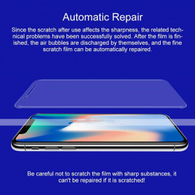 ANWAKER Hydrogel TPU Screen Protector Pelindung Layar Smartphone for iPhone 11 Pro Max - HD10 - 2