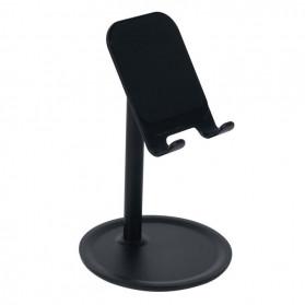 KKMOON Dudukan Smartphone Stand Holder Multi Angle - K1 - Black