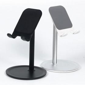 KKMOON Dudukan Smartphone Stand Holder Multi Angle - K1 - Black - 5