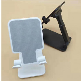 KKMOON Dudukan Smartphone Tablet Stand Holder Multi Angle - LP109 - Black - 6