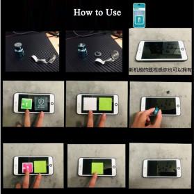 Zuczug Hi-Tech Smartphone Liquid Nano Screen Protector Full Cover 2ml - S1 - 4
