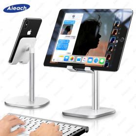 AIEACH Dudukan Smartphone Stand Holder Telescopic - K2 - Black - 2