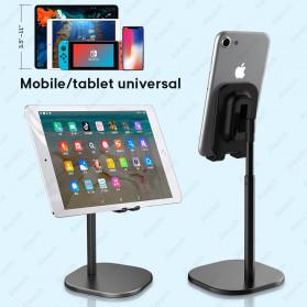 AIEACH Dudukan Smartphone Stand Holder Telescopic - K2 - Black - 5
