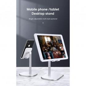 AIEACH Dudukan Smartphone Stand Holder Telescopic - K2 - Black - 7