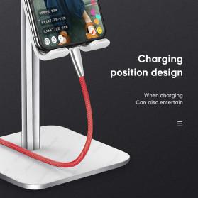 AIEACH Dudukan Smartphone Desktop Stand Holder 18CM - K2 - Black - 6
