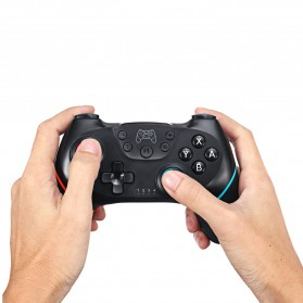 ShirLin Bluetooth Gamepad Pro 6-axis Joystick for Nintendo Switch - NS-6 - Black - 2