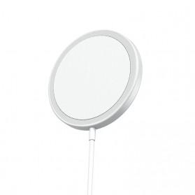 JKING MagSafe Wireless Charging Dock Magnetic USB Type C 15W - J15WN - White - 7