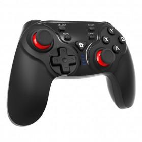 Dobe Bluetooth Wireless Gamepad Joystick PS3 Wired PC Mode - TI-1893 - Black - 3