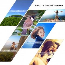 APEXEL Lensa Kamera Smartphone Telephoto HD Zoom Portrait Lens Kit 65mm - APL-65MM - Black - 6