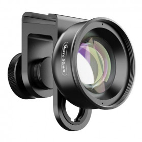APEXEL Super Macro Lens Smartphone 40-70mm - APL-PR50 - Black - 2