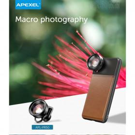 APEXEL Super Macro Lens Smartphone 40-70mm - APL-PR50 - Black - 6